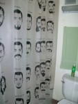 our superb shower curtain